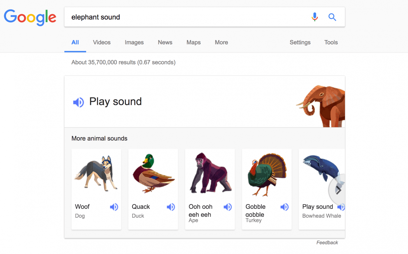 elephant sound Google Search