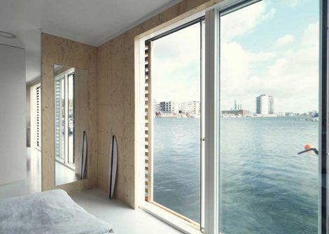 Modern Boat House