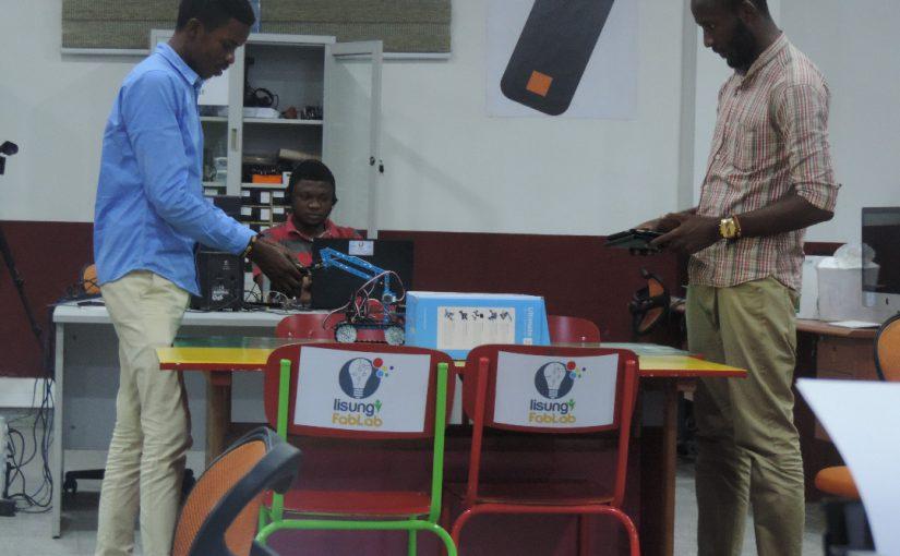 Le FABLAB de Kinshasa  LISUNGI